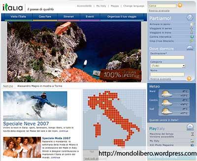 Chiude Italia.it il portale dello spreco italiano