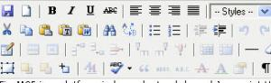 Editor Html TinyMCE