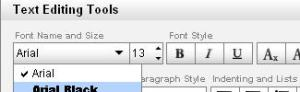 Editor Html Yahoo UI Text Editor