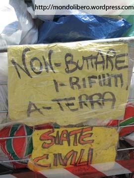 Emergenza Rifiuti Napoli