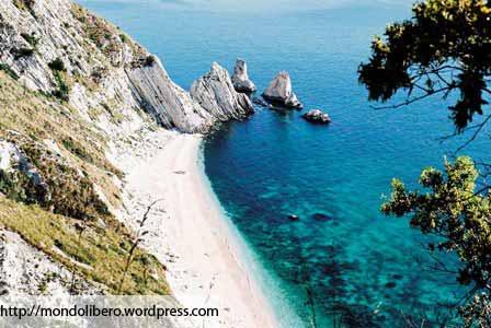 Spiagge di Moda: Riviera del Conero