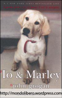 Io e Marley Copertina del Libro