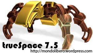 Truespace Grafica 3D