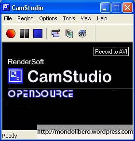 Camstudio Record