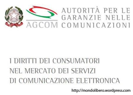 I Diritti Dei Consumatori Agcom