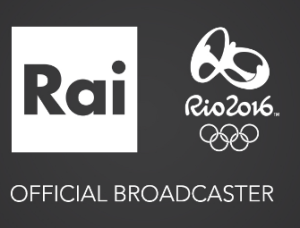 Rio 2016 Official Broadcaster Rai